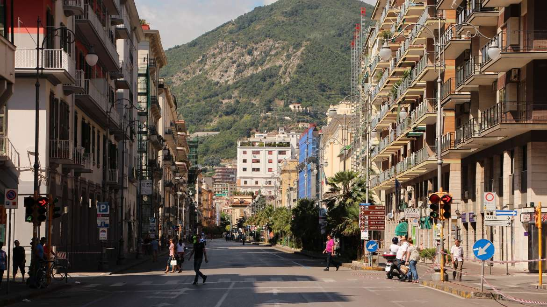 La storia di Salerno